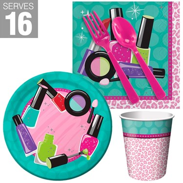Spa Party Snack Pack For 16