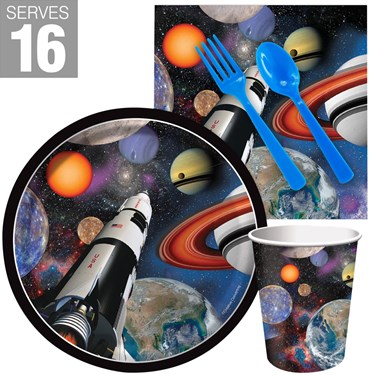 Space Blast Snack Party Pack For 16
