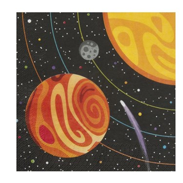Space Party Lunch Napkins(16)