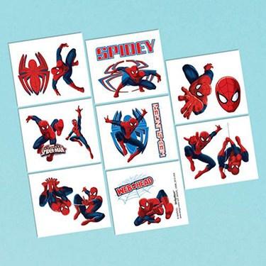 Spider-Man Tattoos (16)