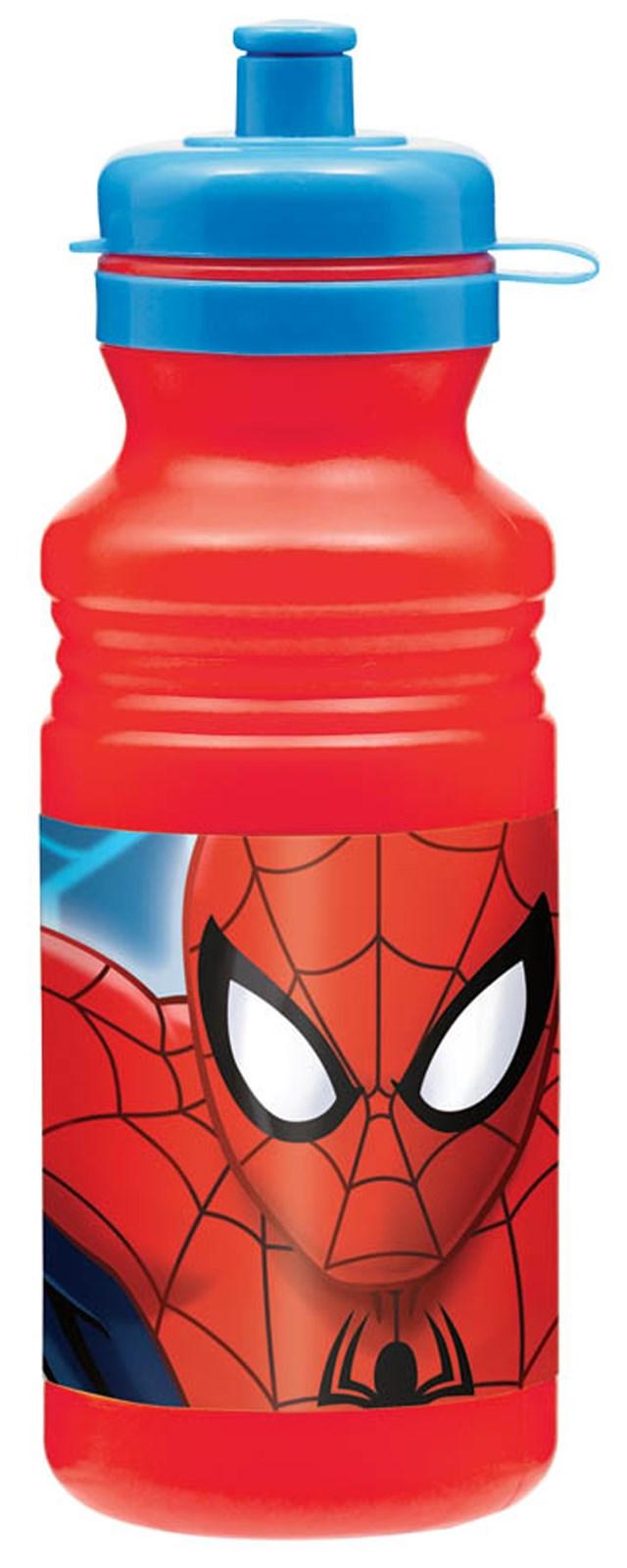 Man vs Water Bottle