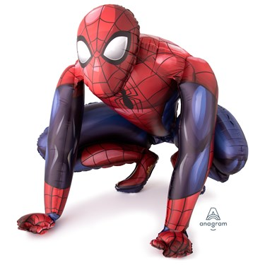 "Spiderman 36"" Airwalker Balloon (1)"