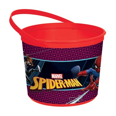 Spiderman Favor Container (Each)