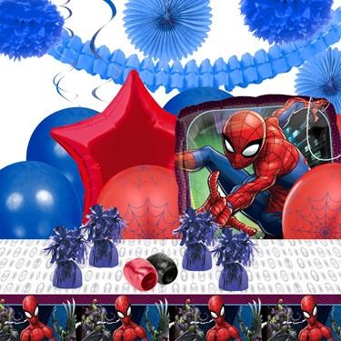 Spiderman Webbed Wonder Deco Kit
