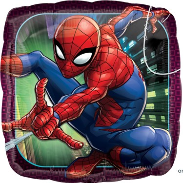 Spiderman Webbed Wonder Foil Balloon