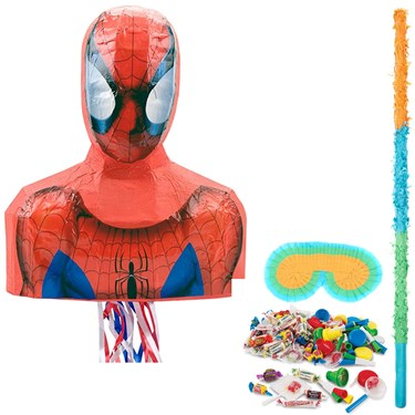 Spiderman Webbed Wonder Pinata Kit