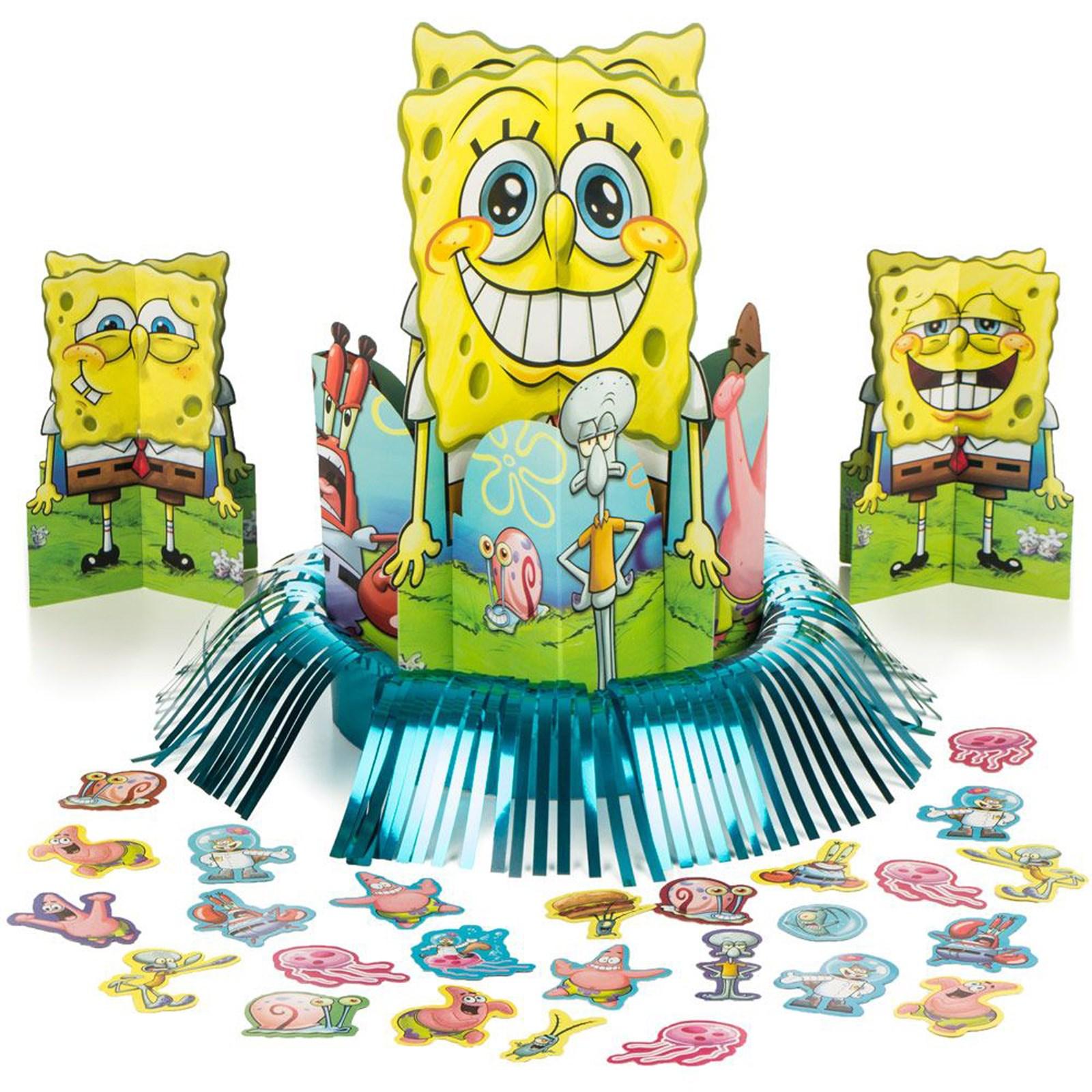 Abby Cadabby Party Decorations Spongebob Squarepants Party Supplies Birthdayexpresscom