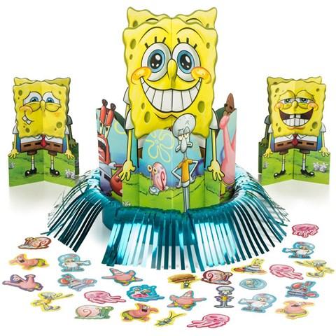 Spongebob Squarepants Party Supplies Birthdayexpress Com