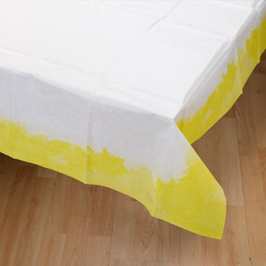 Square Paper Table Cover, 4.5ft x 4.5ft