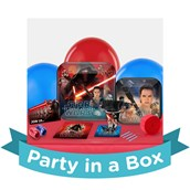 Star Wars 7 The Force Awakens Party in a Box For 8