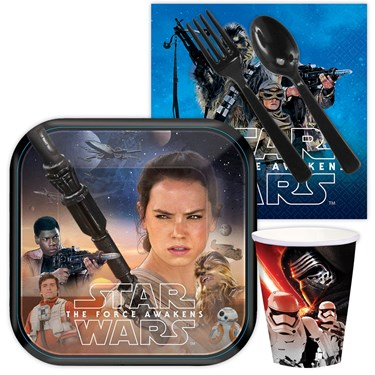 Star Wars 7 The Force Awakens Snack Party Pack