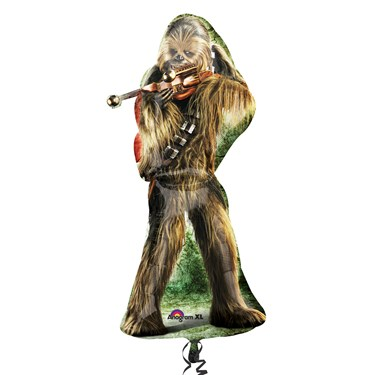 Star Wars Chewbacca Jumbo Foil Balloon