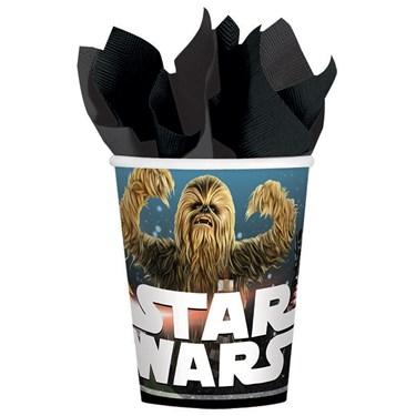Star Wars Classic 9oz Paper Cups (8)