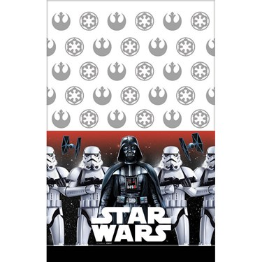Star Wars Classic Plastic Tablecover