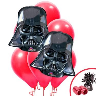 Star Wars Darth Vader Jumbo Balloon Bouquet Kit