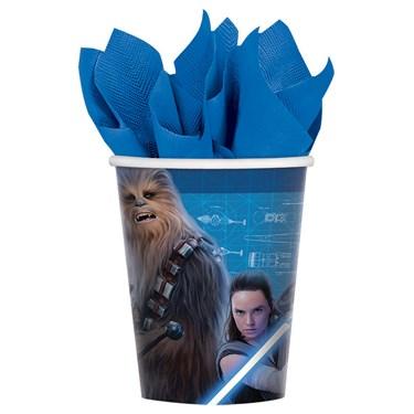 Star Wars Episode VIII 9oz Paper Cups