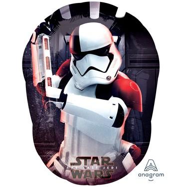 Star Wars Episode VIII Last Jedi Villians Jumbo Foil Balloon (26 in)