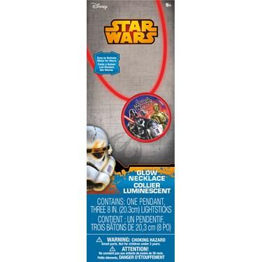 Star Wars Glow Necklace
