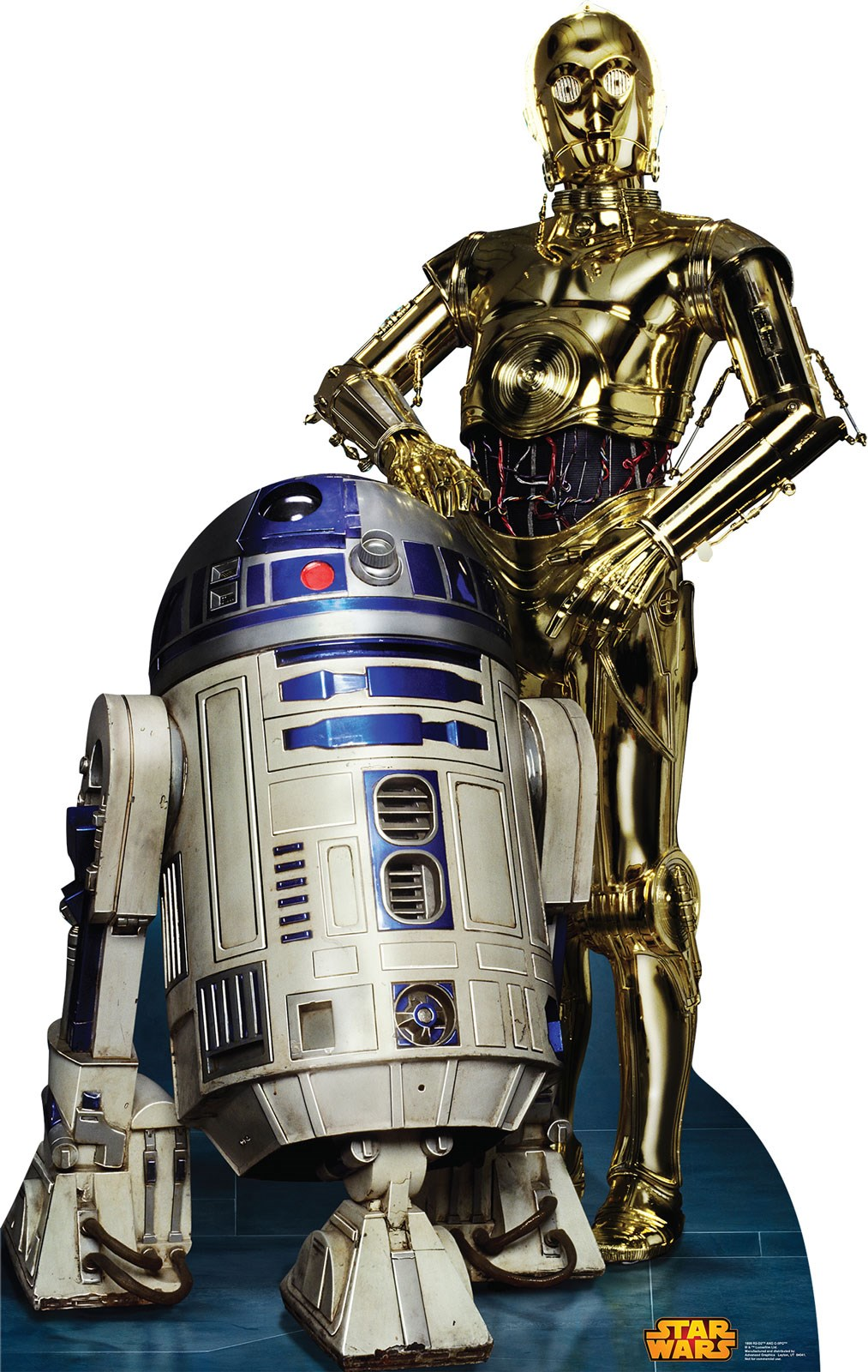R2d2 And C3po Star Wars R2D2 & C...