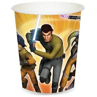 Star Wars Rebels 9 oz. Paper Cups (8)