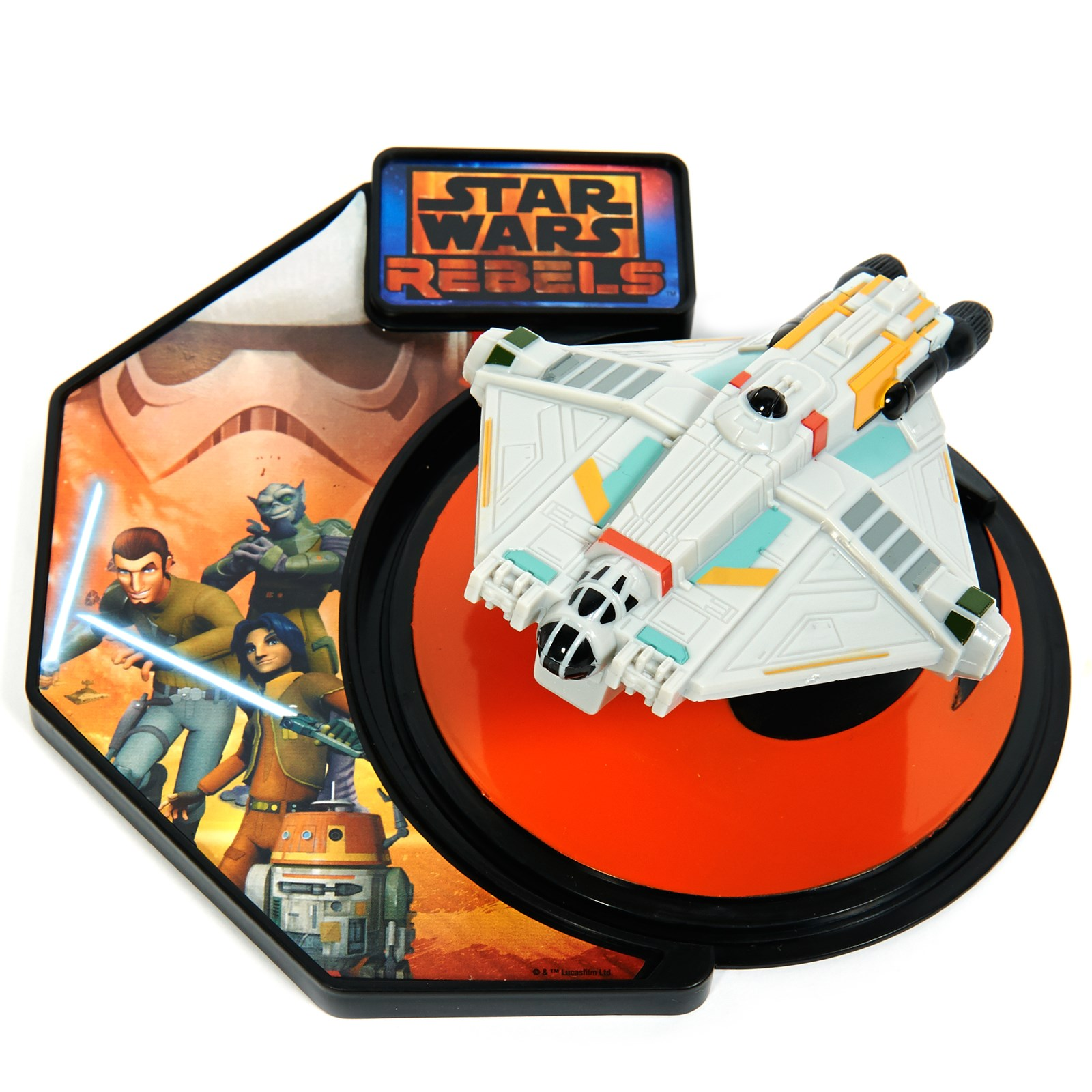 Star Wars Rebels Cake Images : Star Wars Rebels Cake Topper (2 Pieces) BirthdayExpress.com