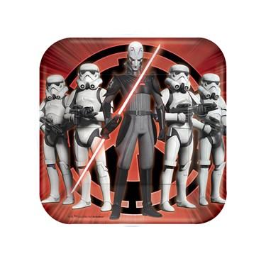 Star Wars Rebels Dessert Plates (8)
