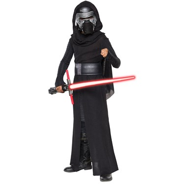 Star Wars:  The Force Awakens - Boys Deluxe Kylo Ren Costume