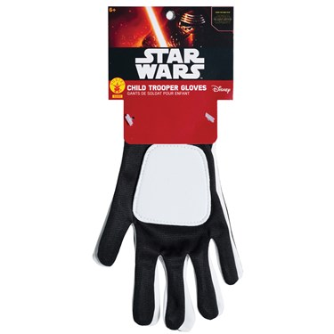 Star Wars:  The Force Awakens - Flametrooper Boys Gloves