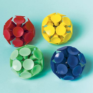 Suction Cup Balls (6)