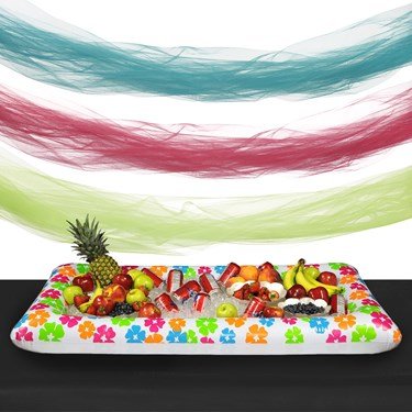 Summer Fun Cooler & Tabletop Decor Kit