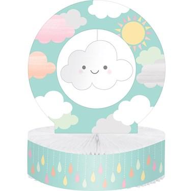 Sunshine Baby Showers Honeycomb Centerpiece