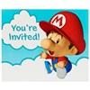 Super Mario Bros. Babies Invitations (8)