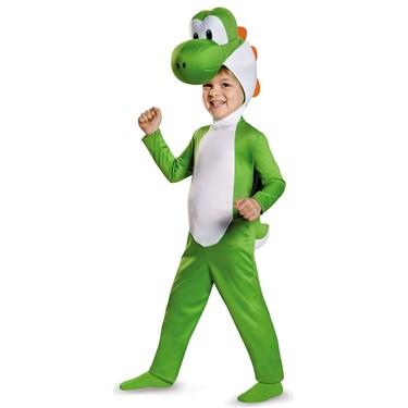 Super Mario Bros: Boys Toddler Yoshi Costume