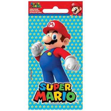 Super Mario Jumbo Stickers(1)