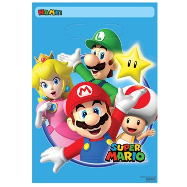 Super Mario Loot Bags (8)