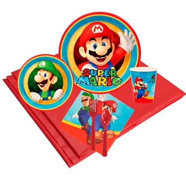 Super Mario Party 24 Guest Party Pack
