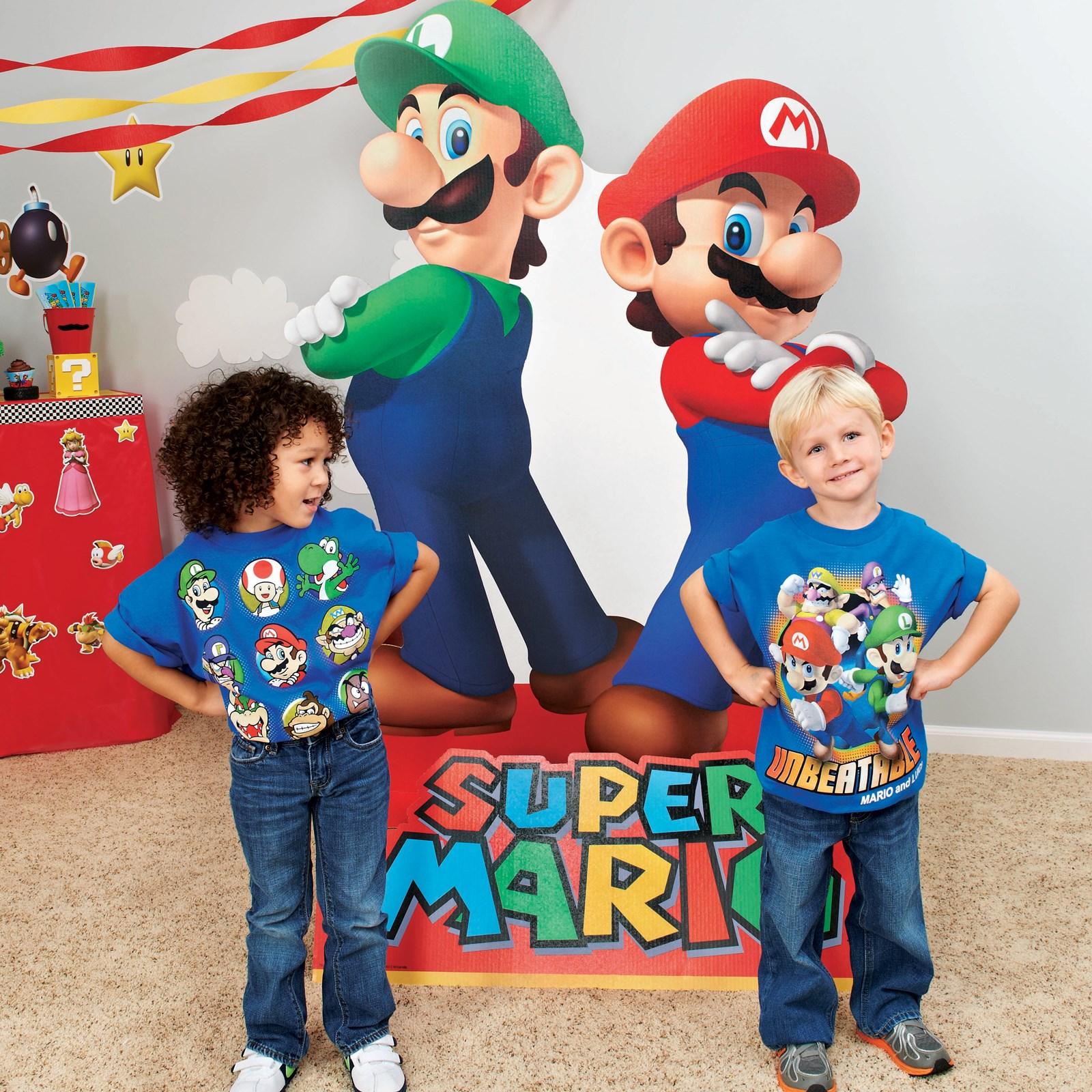 Super Mario Party amp Luigi Standup 5 Tall