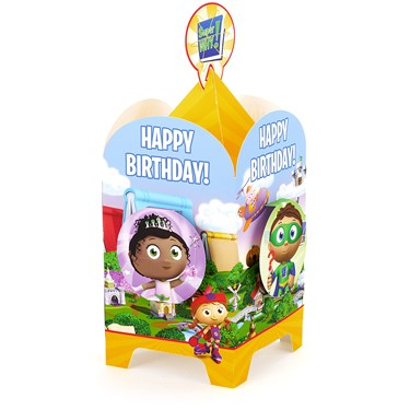 Super Why! Centerpiece