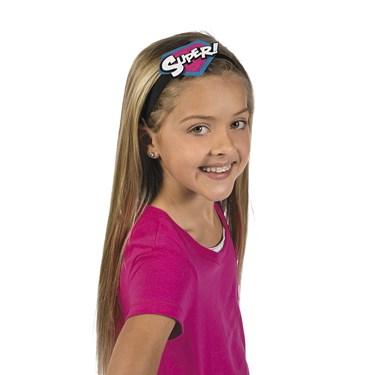 Superhero Girl Headbands(12)