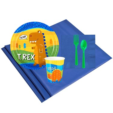 T-Rex 16 Guest Party Pack
