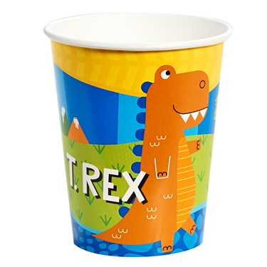 T-Rex 9oz Paper Cup (8)