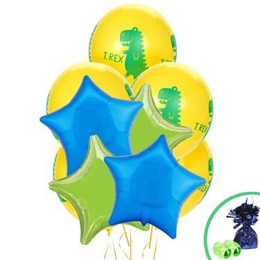 T-Rex Balloon Bouquet