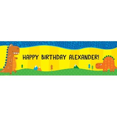 T-Rex POD Text Banner (STD)