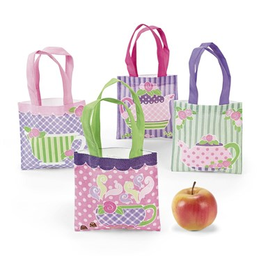 Tea Party Tote (12/Xsmall)