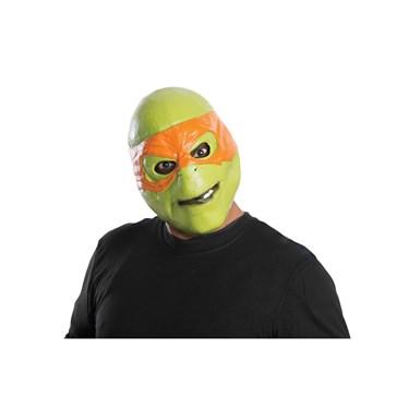 Teenage Mutant Ninja Turtle Movie - Adult Michelangelo Mask