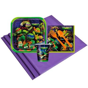 Teenage Mutant Ninja Turtles 8 Guest Party Pack