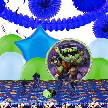 Teenage Mutant Ninja Turtles Deco Kit