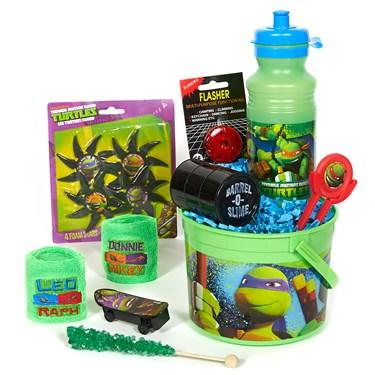 Teenage Mutant Ninja Turtles Filled Party Favor Bucket