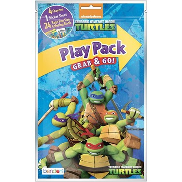 Teenage Mutant Ninja Turtles Playpack(1)