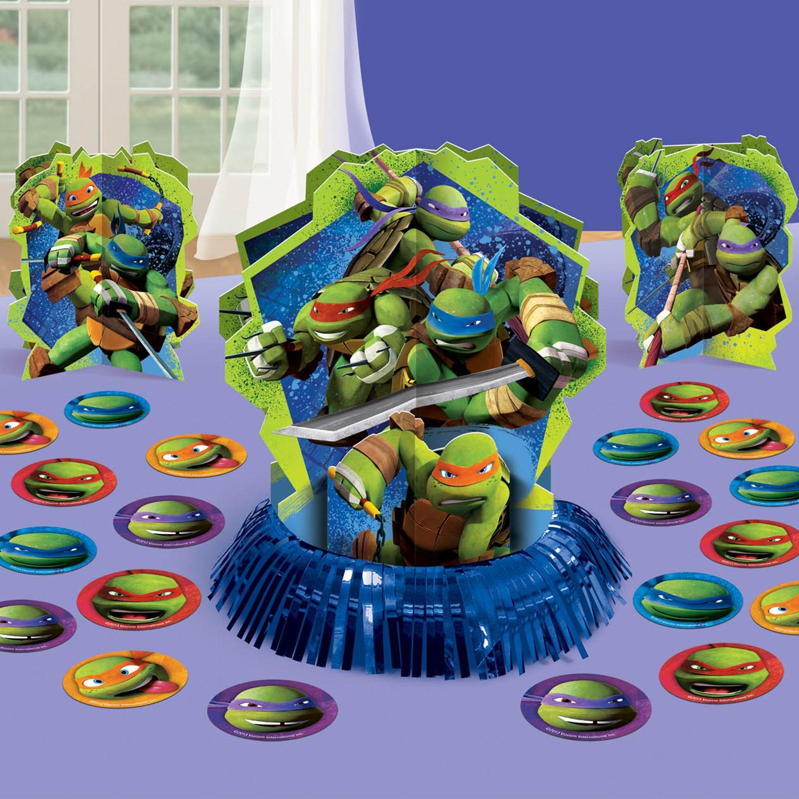 Ninja Turtle Bedroom Decor Teenage Mutant Ninja Turtles Party Supplies Birthdayexpresscom